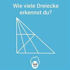 Wie Viele Dreiecke - wie viele dreiecke siehst du hier
