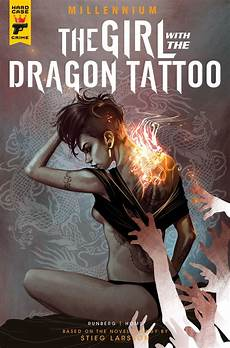 the girl with the dragon tattoo 2 iannicello cover