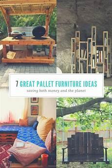 7 Great Pallet Furniture Ideas 1001 Pallets