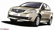 maruti launches the sx4 facelift no price increase team bhp