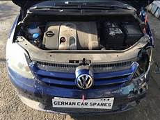 how cars engines work 2006 volkswagen golf parental controls 2006 vw golf plus 1 6 fsi automatic hlp gearbox blf petrol engine breaking