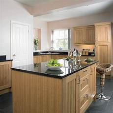 Kitchen Decorating Ideas Oak Cabinets by Country Oak Kitchen Kitchen Design Decorating Ideas