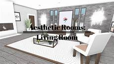Bedroom Ideas Bloxburg Houses by Bloxburg Aesthetic Rooms Living Room 14k
