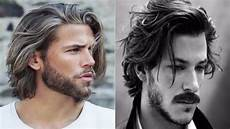 the top 10 most sexiest long hairstyles for men 2020 hottest longer men s haircuts to try in
