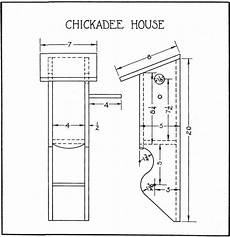 chickadee bird house plans fig 23 chickadee house bird house plans bird house