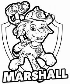 Paw Patrol Marshall Malvorlagen Paw Patrol Coloring Pages Paw Patrol Coloring Pages Paw