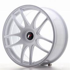 japan racing wheels jr 29 white 19x8 5 zoll japan