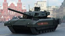 Pilot Batch Russian Get T 14 Armata Tanks
