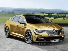 Renault Talisman Rs L H 233 Riti 232 Re De La Safrane Biturbo