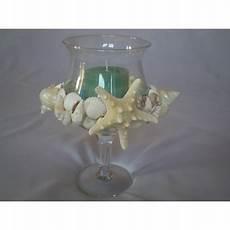 centrotavola candela calice centrotavola con candela le meraviglie mare
