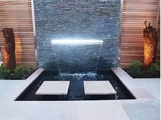 Wasserfall Garten Modern - wasserfall im garten selber bauen 99 ideen wie sie die