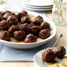 holiday appetizer meatballs recipe taste of home