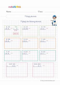 multiplying decimals worksheets with answers 7338 multiplying and dividing decimals worksheets 6th grade pdf math skills for