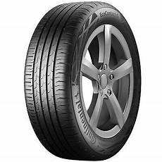 4 x 205 55 r16 91v continental ecocontact 6 performance