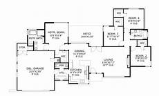 usonian house plans usonian 6274 4 bedrooms and 2 baths the house designers