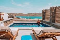 The Luxurious Mykonos Panormos Villas In Greece