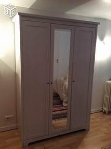 Armoire Penderie 3 Portes Ikea Mod 232 Le Aspelund Cadeau