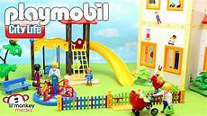Playmobil Ausmalbilder Citylife Playmobil City Preschool Children S