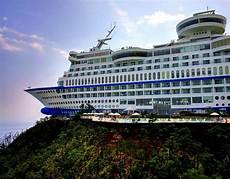 sun cruise resort in south korea the most unusual hotels