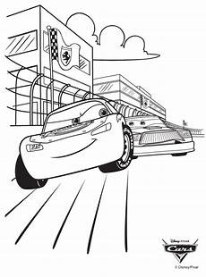 lightning mcqueen coloring pages cars themed birthday