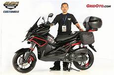 Aerox Modif Touring by Yamaha Aerox Jelmaan Bmw R1200gs Jadi The Best Touring