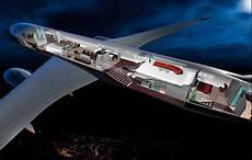 flying house luxury jet interiors