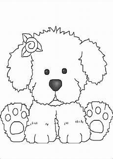 Malvorlagen Kinder Hunde Ausmalbilder Hunde 18 Ausmalbilder Kinder