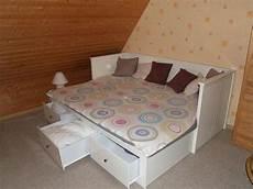 suche ein bett das ausziehbar ist zum doppelbett m 246 bel
