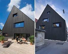 Contemporary Timber House German City Home Modern