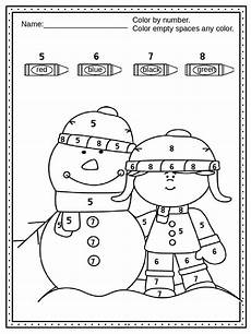 color by number coloring pages for kindergarten 18051 93 best images about coloriages magiques on