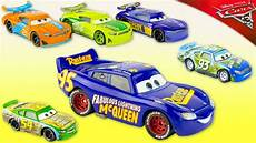 6 Voitures De Course Cars 3 Fabulous Lightning Mcqueen
