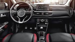 Kia Picanto 2017 Dimensions Boot Space And Interior