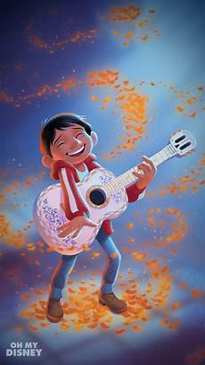 Coco Iphone Wallpaper Disney by We Re Giving Our Phones A Coco Makeover With These