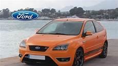 Ford Focus 2 - artyur test drive ford focus st mk2 2 5 225