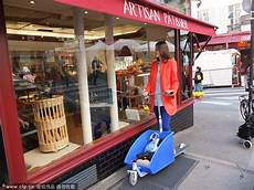 Nimble Cargo Scooters Make Local Shopping More
