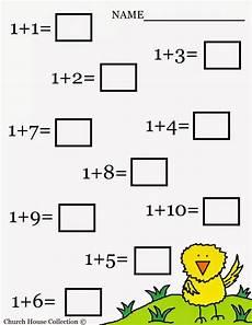 free year maths worksheets worksheet kindergarten addition
