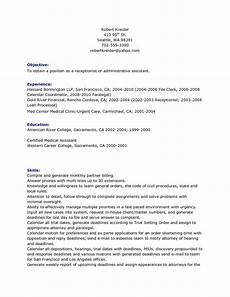 latest resume format desember 2014