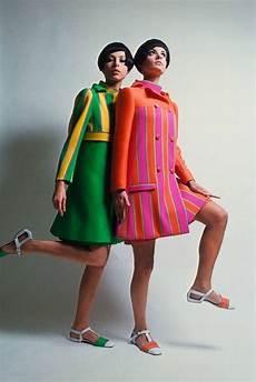 Sixties 1960er Jahre Mode 60er Jahre Mode Und Vintage Mode