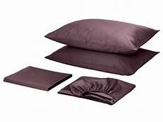 ikea gaspa sheet dark lilac 310 thread count 100 cotton full queen king ebay