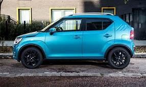 Suzuki Ignis 2017 Review  Price Specs Engine Power And