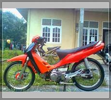 Modifikasi Shogun 110 Road Race by Gambar Modifikasi Shogun Kebo 110 Trail Road Race Ceper