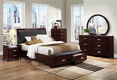 homelegance lyric platform bedroom dark espresso b1737nc bed at homelement com