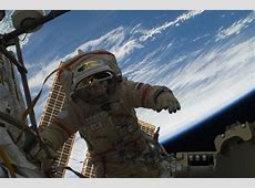 building the international space station