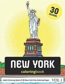 Malvorlagen New York New York New York Coloring Book 30 Coloring Pages Of New York City
