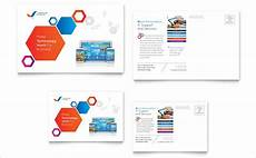 business card size advertisement template 41 postcard designs psd eps word format design