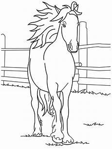 Ausmalbilder Bauernhof Mit Pferden Malvorlagen Fur Kinder Ausmalbilder Mit Pferden
