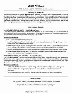 modern senior marketing manager resume objective marketing