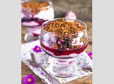 spiced blueberry fool_image