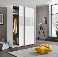 Schwebetürenschrank Mit Einlegeböden - wimex schwebet 252 renschrank 187 bramfeld 171 mit glaselementen und