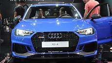 2020 audi rs4 avant quattro exterior engine new rs 4